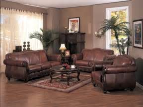 livingroom sofas living room decorating ideas with brown leather furniture