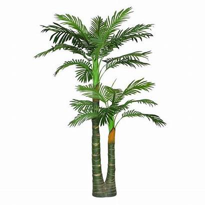 Palm Artificial Tree Trees Plant Leaves Fake