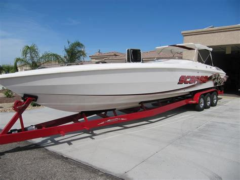 Scarab Power Boats Uk by 1998 Wellcraft Scarab Powerboat For Sale In Arizona