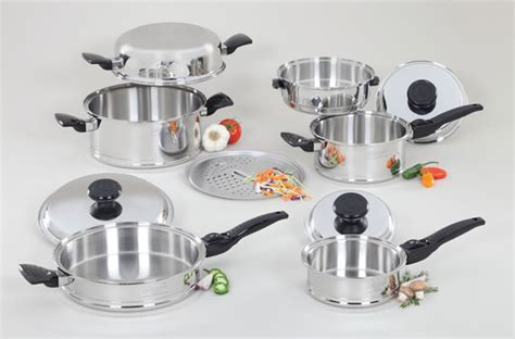 Lifetime Cookware 10 Piece Set