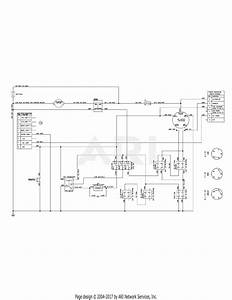 Troy Bilt 17bdcacw066 Mustang 54 Xp  2015  Parts Diagram For Wiring Schematic