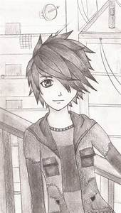 Pencil Sketch Cool Boy Images Anime Drawings In Pencil ...