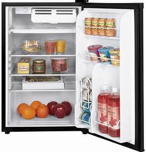 Ge U00ae Energy Star U00ae 4 5 Cu  Ft  Compact Refrigerator