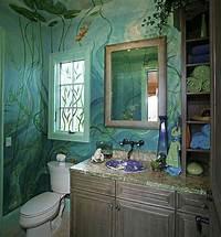 bathroom wall paint ideas Bathroom Paint Ideas   bathroom painting ideas, painted ...