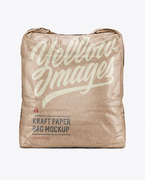 Free psd mockup, photoshop templates, psd gui, psd icons, free web graphics, text effects for your web and graphic, new collection of psd graphics for designer include vector graphics, website templates, flat icons, free psd files and ui design elements. 5 kg Kraft Paper Bag Mockup - Front View in Bag & Sack ...