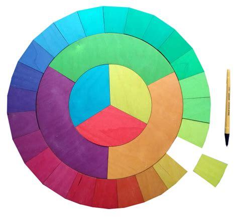 Lielais krāsu aplis - Muzle