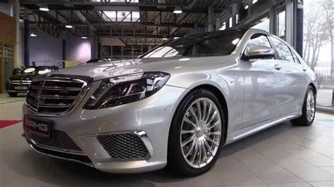 Mercedes-benz S65 Amg (v12 Biturbo) 2015 Start Up In Depth