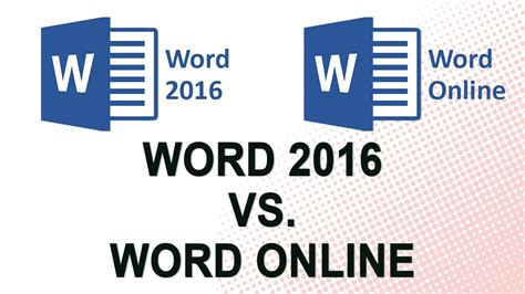 microsoft word 2016 vs word no ads