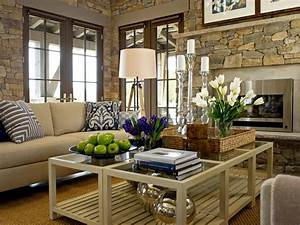 Decorating, A, Coffee, Table