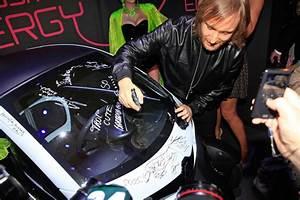 Cathy Guetta and David Guetta Photos Photos - Rossy de ...