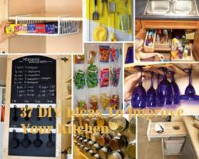 kitchen organization ideas budget 37 diy hacks and ideas to improve your kitchen amazing