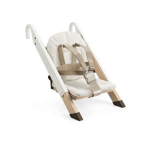 coussin chaise stokke coussin pour chaise bébé handy sitt stokke 4 pieds