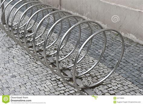 cremagliera circolare della bici immagine stock immagine
