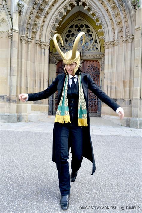 Loki Cosplay Back In Stuttgart 01 By Mon Kishu