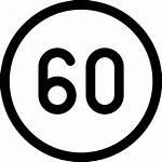 Speed Limit Icon Icons Flaticon