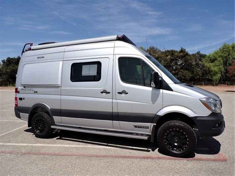 The winnebago revel, with the 3rd generation mercedes benz sprinter vs30 chassis, a true 4x4 rv, the winnebago revel now with the xantrex smart lithium power system, opens up a world of possibilities with off the grid capabilities and complete four season comfort in the #campervanlife. 2019 New Winnebago Revel 44E 4X4 Sprinter Mercedes Turbo ...