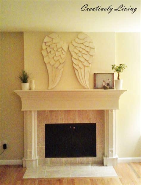 hometalk diy huge awesome angel wings