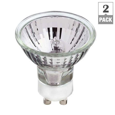 globe electric 50 watt soft white gu10 base mr16 halogen