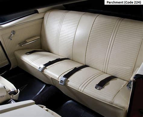 pontiac gto rear seats gtopontiac pontiac gto