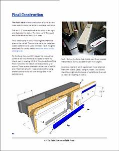 The Table Saw Router Fence Page 6 Jeff Branch Woodworking