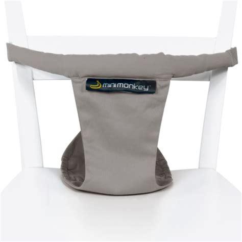siege repas avis siège nomade minimonkey chaises hautes repas bébé