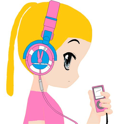listening to ipod clipart me listening to ipod by cutenessfan19 on deviantart