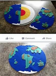 My Very Own Felt Earth Diagram  Finally  It U0026 39 S Done