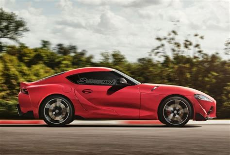 price of 2020 toyota supra 2020 toyota supra leaked again revealing interior and
