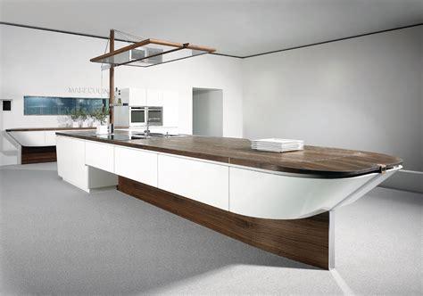 architecture cuisine cuisine blanche et bois