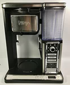 Our ninja coffee bar glass review has a lot of great things to say about this coffee maker. Amazon.com: Ninja Auto-iQ Coffee Bar 10-Cup Coffeemaker CF090A with Pod-Free Single Serve and ...
