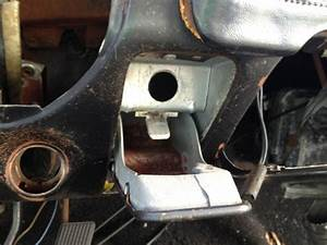Mustang Cigarette Lighter Element  Knob Set  1967