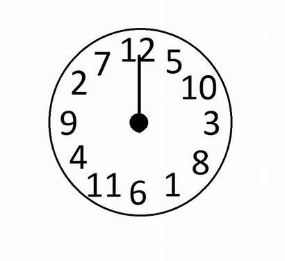 Hand Hour Clipart Clock Genius Cliparts Animation