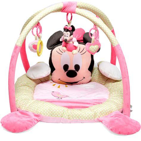 chambre fille minnie tapis d 39 éveil minnie bébé fille kiabi 49 99