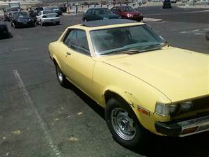 1977 Toyota Celica Gt Coupe  Project Car  Plus Two 20r