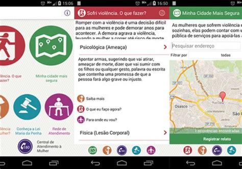 Confira 12 aplicativos que combatem a violência contra a ...