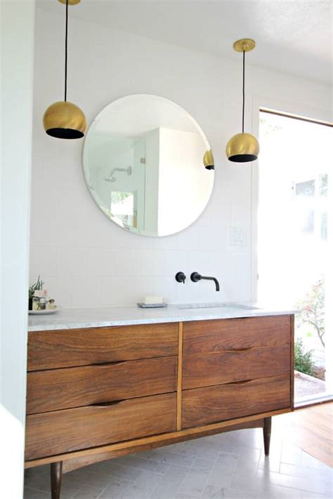 diy bathroom cabinets creative diy bathroom vanity projects the budget decorator