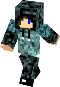 Boy with Hoodie Skin Minecraft