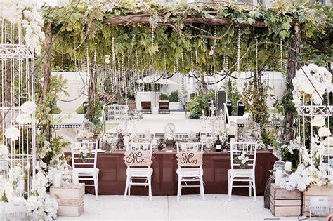 rustic   table setting decor weddingkucom