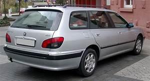 Peugeot 406 Break : file peugeot 406 kombi rear wikimedia commons ~ Gottalentnigeria.com Avis de Voitures