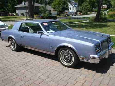 Find Used 1984 Buick Riviera T-type Coupe 2-door 3.8l In