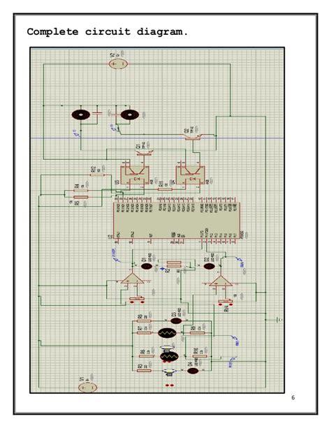 Line Follower Robot Using Ats Microcontroller