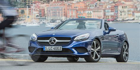 Mercedes BenzCar : 2016 Mercedes-benz Slc Review