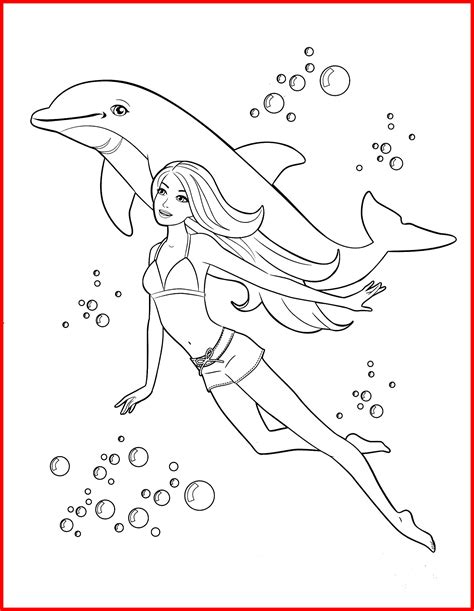 Coloring Pages Barbie Life In The Dreamhouse Beau Awesome