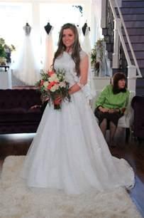 s wedding dress fitting counting on tlc - Tlc Wedding Shows