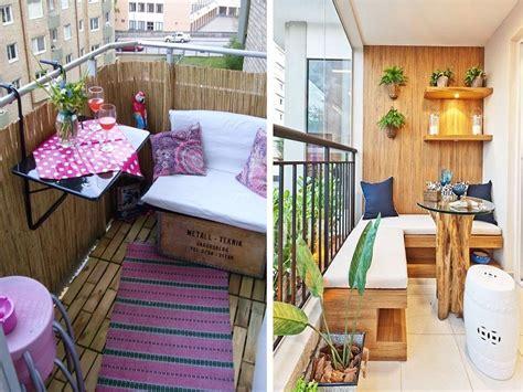 Balcone Arredare Arredare Balcone Piccolo Tante Idee E Composizioni