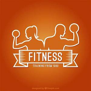 Fitness logo Vector | Free Download