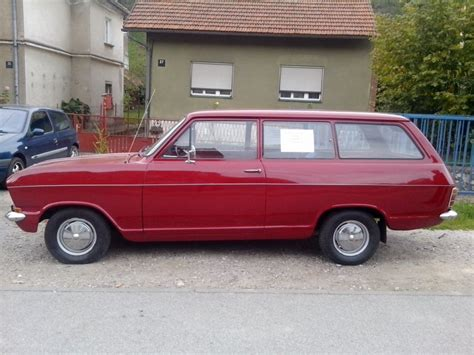 1970 Opel Kadett by 1970 Opel Kadett B 1 500 Autoslavia