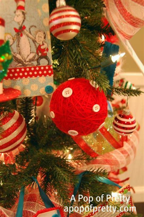 dr seuss christmas tree christmas decorations