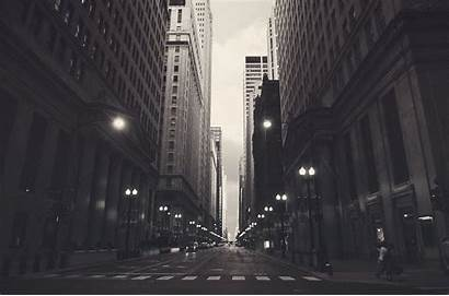 Street Backgrounds Background Wallpapers America Chicago Usa