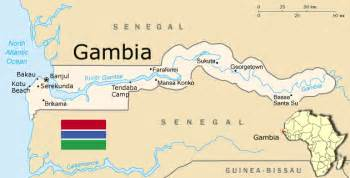 DESS DAHASRY: GAMBIA - My 190th Country Visitor.